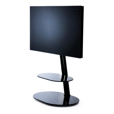 """Urban Designs Screen Tower TV Stand for TVs up to 50"""""""