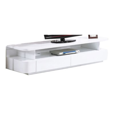 """Urban Designs Courbe TV Stand for TVs up to 60"""""""