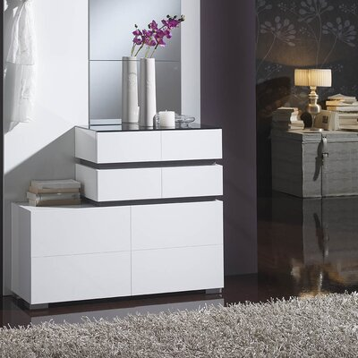 Urban Designs Cleo 2 Drawer Chest