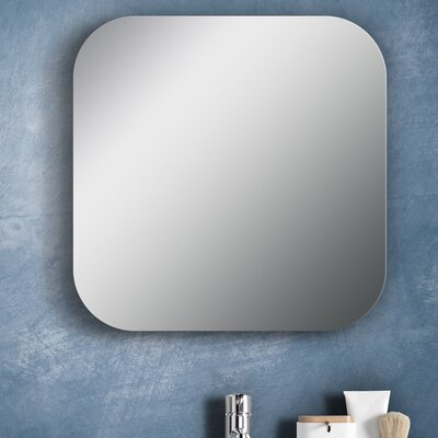 Urban Designs Follower Mirror with Rounded Edges