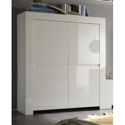 Urban Designs Aria 4 Door Storage Cabinet