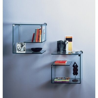 Urban Designs Alfabeta Single Wall Shelf