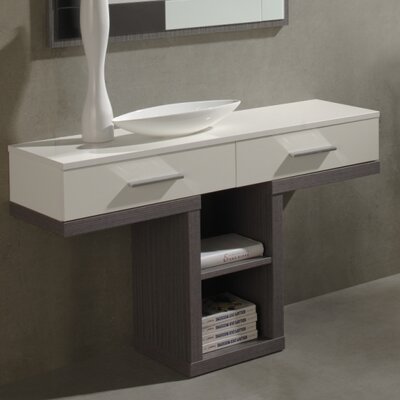Urban Designs Cleo Hall Unit and Mirror Set