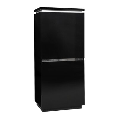 Urban Designs Electra 38 Portland 2 Door Storage Cabinet