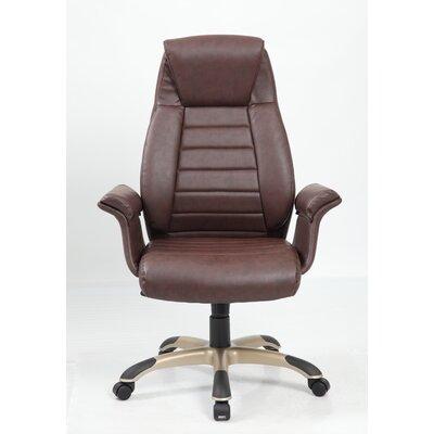 Enduro High-Back Leather Executive Chair