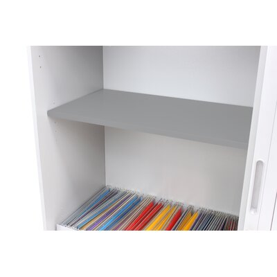 Energo Tambour Shelving Unit Part