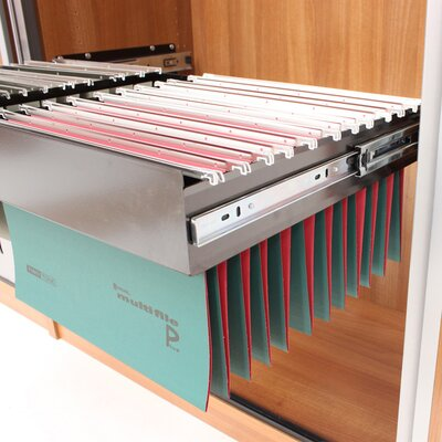 Energo Tambour Pull Out Filing Frame