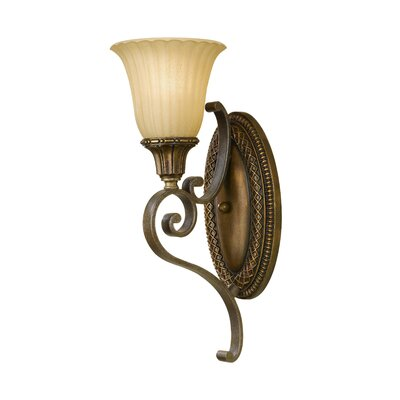 Energo Kleham Hall 1 Light Candle Sconce
