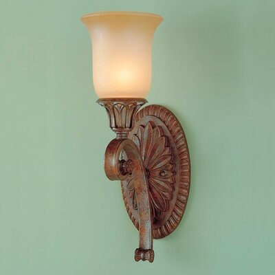 Energo 1 Light Wall Sconce