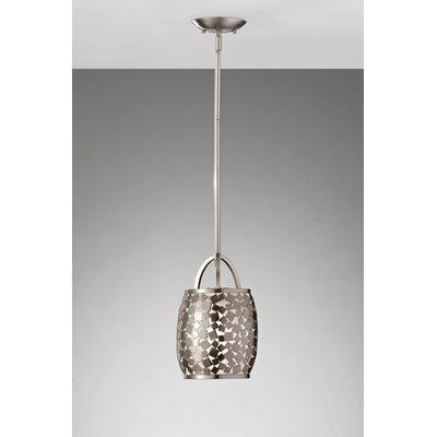 Energo Zara 1 Light Design Pendant