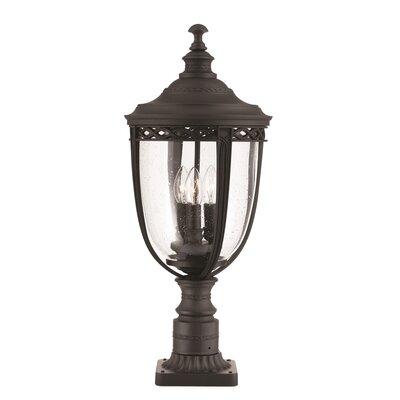 Energo English Bridle 3 Light Lantern Head