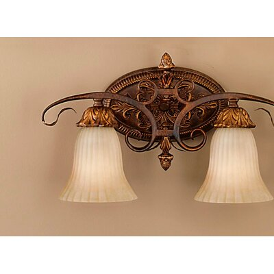Energo 2 Light Wall Sconce