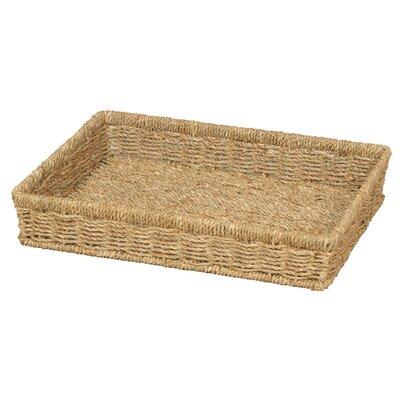 Wicker Valley Rectangular Basket