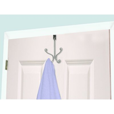 2 Hooks over Door Coat Rack (Set of 2)
