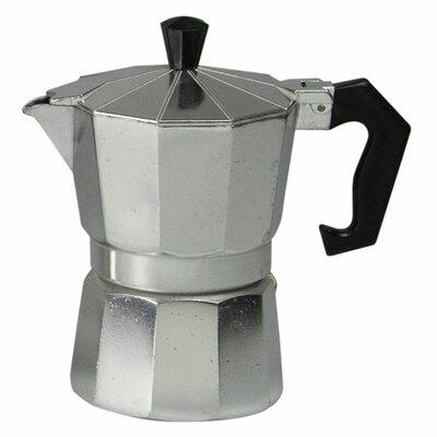 Espresso Maker Size: 0.63 Cups