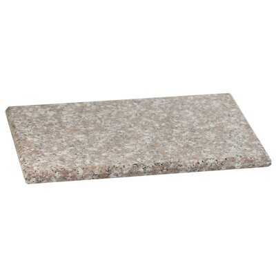 "Granite Cutting Board Size: 0.5"" H x 12"" W x 8"" D"