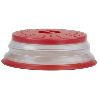 "Microwave Plate Plastic 10.5"" Colander (Set of 2)"