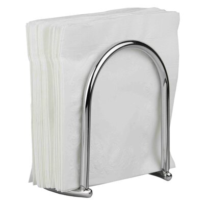 Plated Steel Standing Napkin Holder (Set of 2)