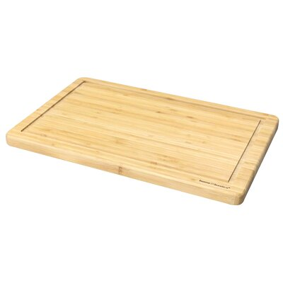 "Bamboo Cutting Board Size: 15"" L x 10"" W"