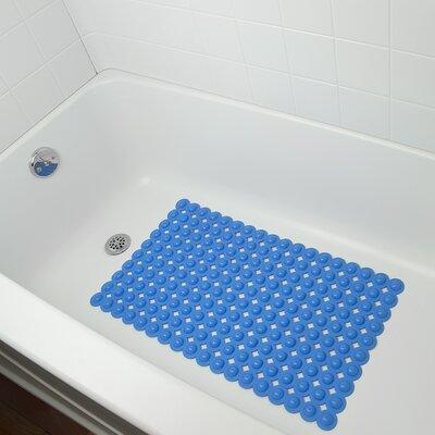 Bath Mat (Set of 2) Color: Blue
