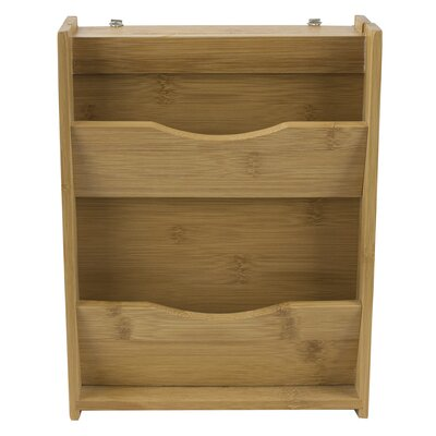 Letter Rack with Key Box