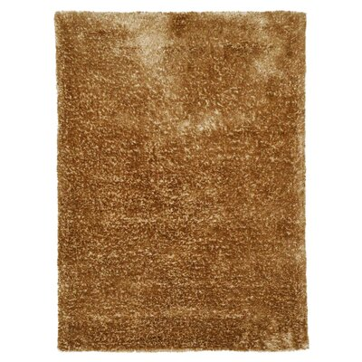 Bakero Monaco Hand-Tufted Gold Area Rug