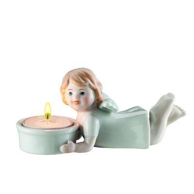 BAVARIA Kerzenleuchter Lilly & Max aus Porzellan