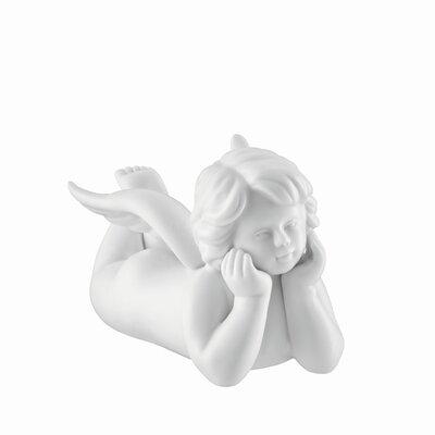 BAVARIA Dekorationsfigur Engel liegend Zeit für Engel