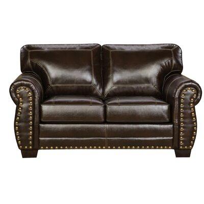 Simmons Upholstery Elmer Sleeper Sofa Size: Twin