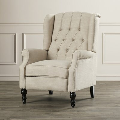 Sharpsville Recliner Chair (Beige Fabric)