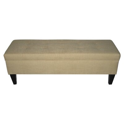 Tusarora Upholstered Storage Bench