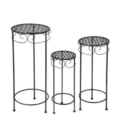 Schneider 3 Piece Round Nesting Plant Stand