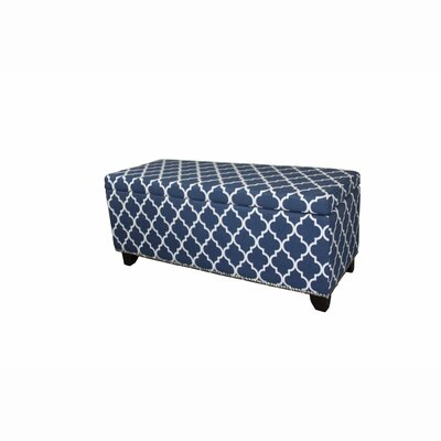 Gremillion Upholstered Storage Bench