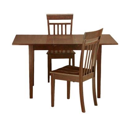 Phoenixville 3 Piece Extendable Dining Set