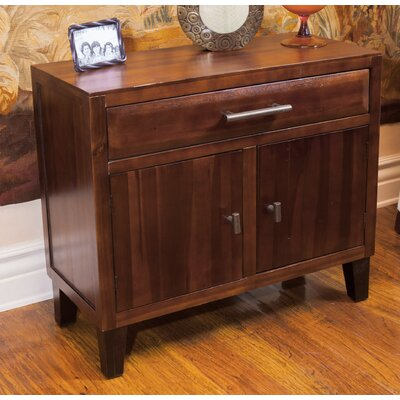 Davisson 2 Door Accent Cabinet