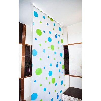 Beytug Textile Playful PEVA Stylish Waterproof Shower Curtain