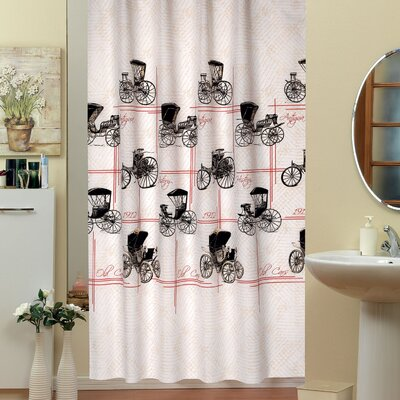 Beytug Textile Shower Curtain