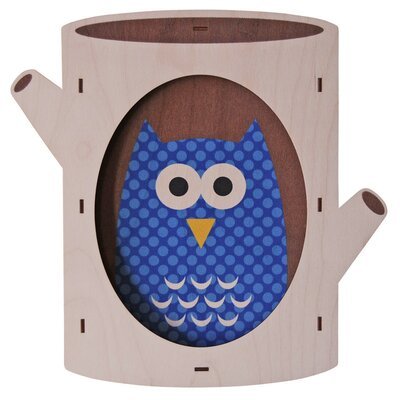 Hooty 3D Wall Decor