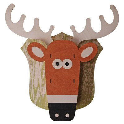 Deer 3D Wall Decor