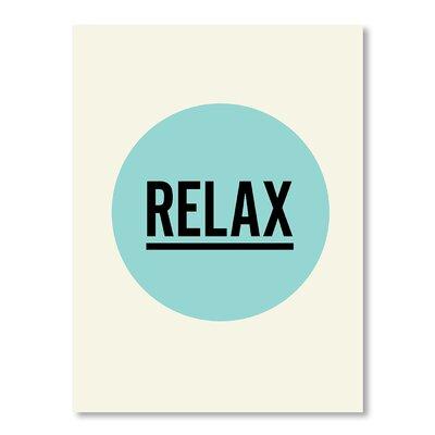 Americanflat Relax by Brett Wilson Typography