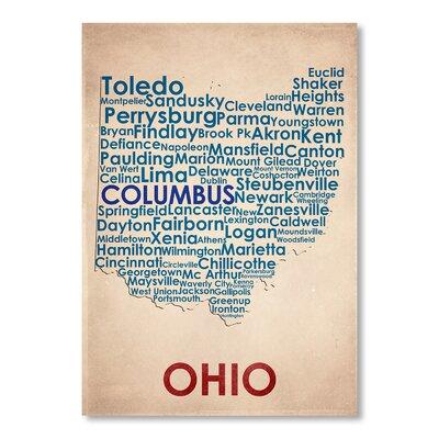 Americanflat Ohio Typography