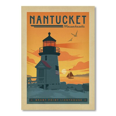 Americanflat Nantucket by Anderson Design Group Vintage Advertisement