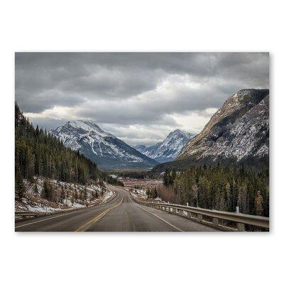 Americanflat Highway 1 by Lina Kremsdorf Photographic Print