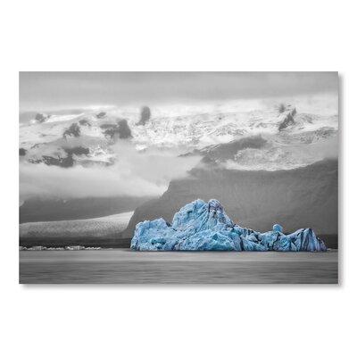 Americanflat Iceberg by Lina Kremsdorf Photographic Print