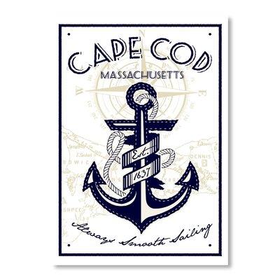 Americanflat Cape Cod by Matthew Schnepf Vintage Advertisement in White