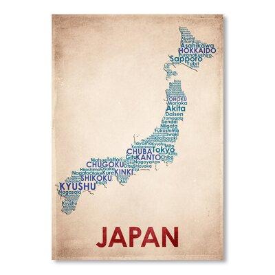 Americanflat Japan Typography