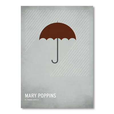 Americanflat Mary Poppins by Christian Jackson Graphic Art