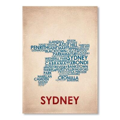 Americanflat Sydney Typography