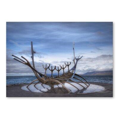 Americanflat Beach by Lina Kremsdorf Photographic Print
