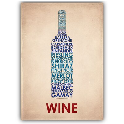 Americanflat Wine Typography